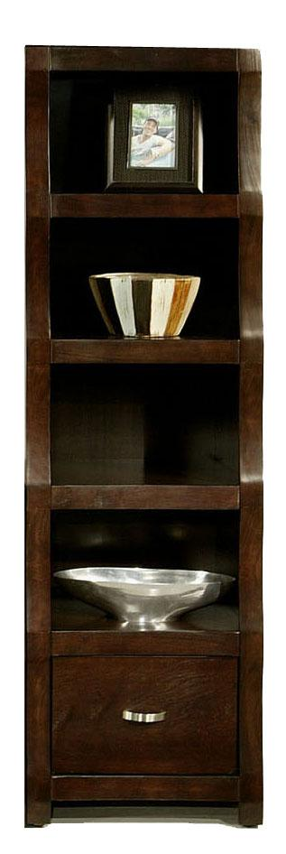 Morris Home Furnishings Cainhill Cainhill Left/Right Bookcase - Item Number: 6078