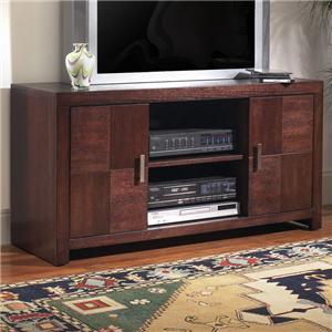 """Oak Furniture West Econoline Oak 60"""" TV Console"""