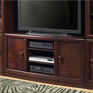 """Oak Furniture West Escapade 54"""" TV Console"""
