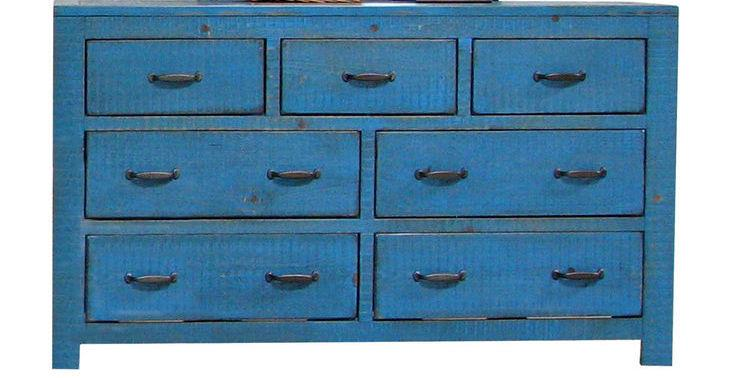 Morris Home Furnishings Frisco Frisco Dresser - Item Number: 134357070