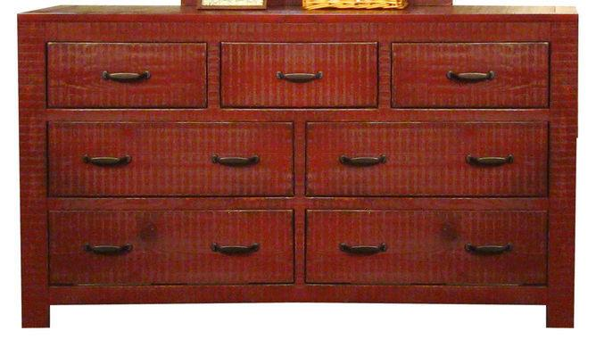 Morris Home Furnishings Frisco Frisco Dresser - Item Number: 308937761