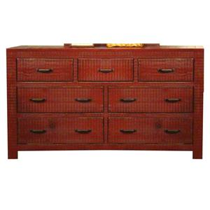 Morris Home Furnishings Frisco Frisco Dresser