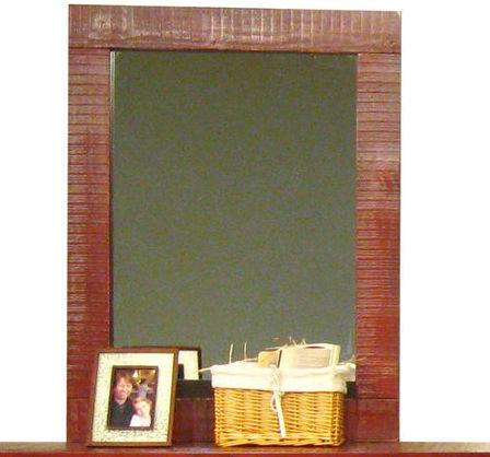 Morris Home Furnishings Frisco Frisco Mirror - Item Number: 342461069