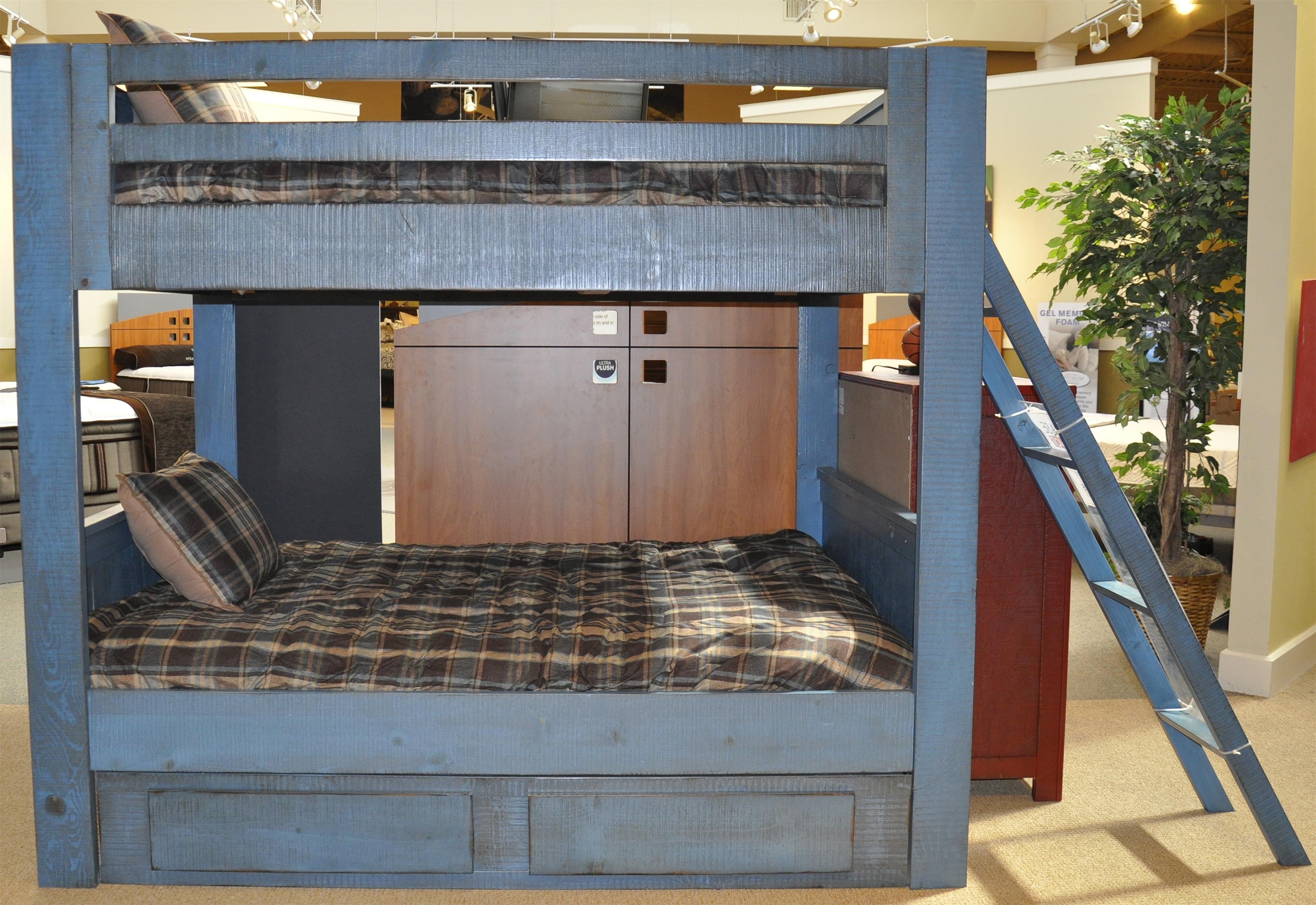 Morris Home Furnishings Frisco Frisco Full Bunk Bed - Item Number: 475815961