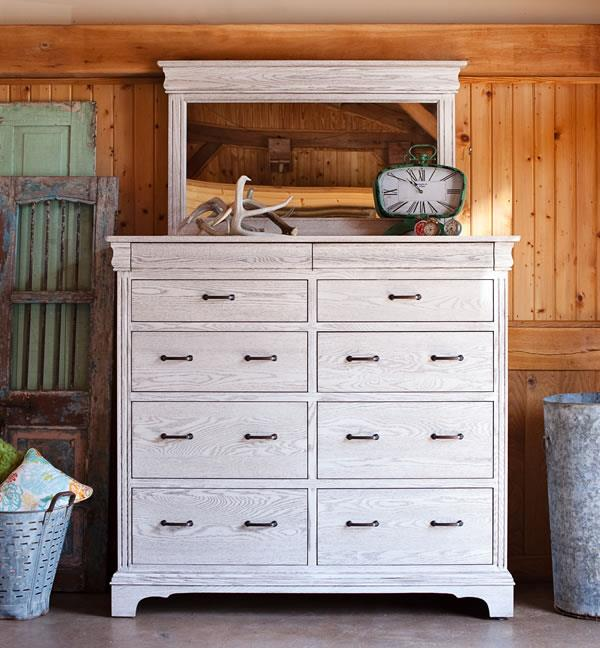 Oakwood Industries Furniture ~ Oakwood industries edinburgh grand mirror with crown