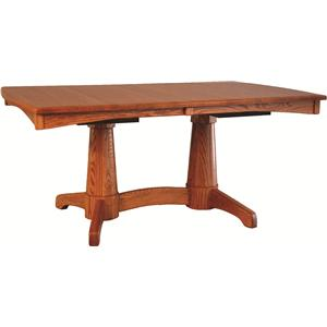 Oakwood Industries Casual Dining Lighthouse Table
