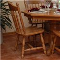 Oakwood Industries Casual Dining Royal Side Chair - Item Number: 219