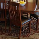 Oakwood Industries Casual Dining Contour Side Chairs - Item Number: 221L
