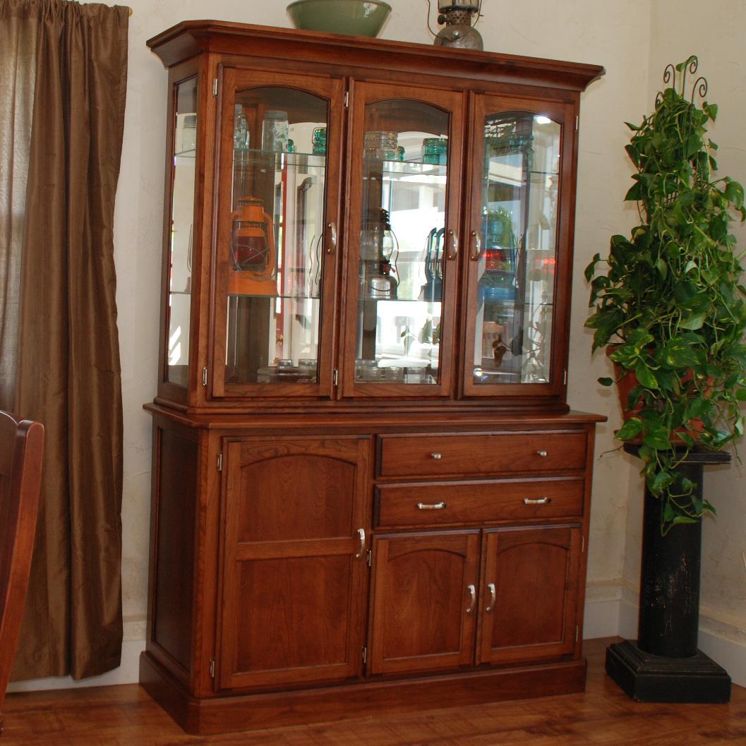 Oakwood Industries Furniture ~ Oakwood industries casual dining newport china cabinet w