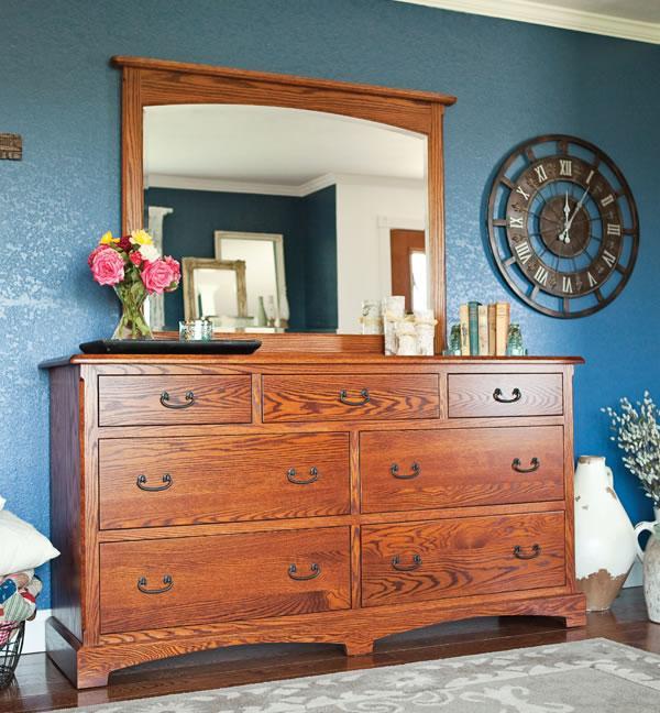 Oakwood Industries Furniture ~ Oakwood industries westbrook drawer dresser and