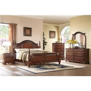 Oasis Home & Decor Bethany Brm F4001-07 Chest