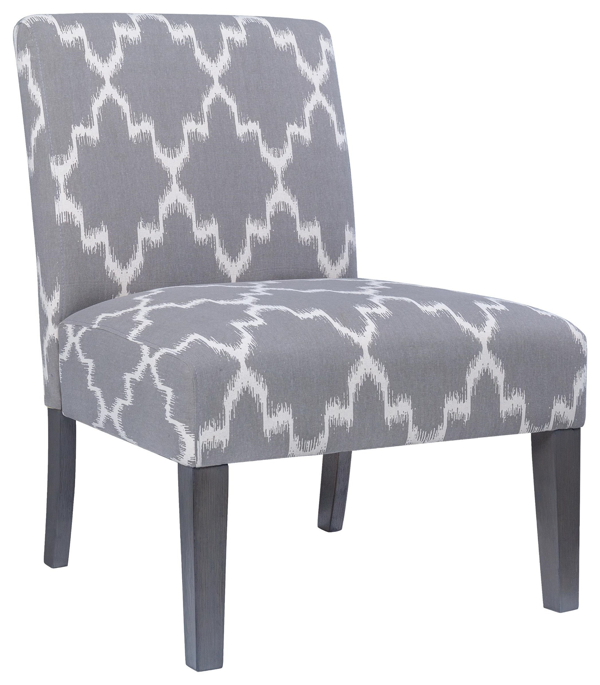 Charcoal Accent Chair