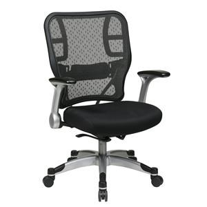 SPACEGRID BACK OFFICE CHAIR