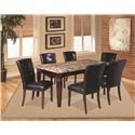 Offshore Furniture Source Arizona Dining Table - Item Number: 400330851