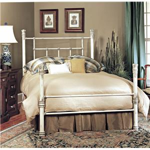Old Biscayne Designs Custom Design Iron and Metal Beds Allegra Metal Bed
