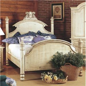Ansley Wood Bed