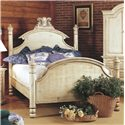 Old Biscayne Designs Custom Design Solid Wood Beds Ansley Wood Bed - Item Number: Ansley