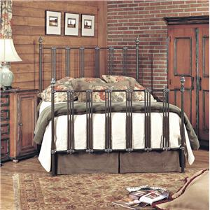 Old Biscayne Designs Custom Design Iron and Metal Beds Dimitri Metal Bed