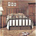 Old Biscayne Designs Custom Design Iron and Metal Beds Dimitri Metal Bed - Item Number: Dimitri