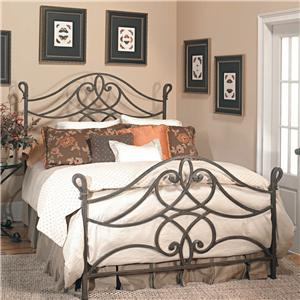 Old Biscayne Designs Custom Design Iron and Metal Beds Florence Metal Bed