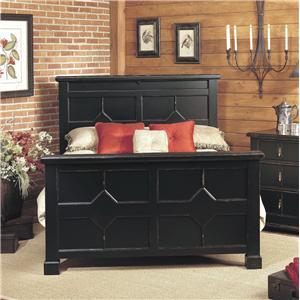 Kristina Wood Bed