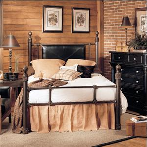 Old Biscayne Designs Custom Design Iron and Metal Beds Mercedes Metal Bed