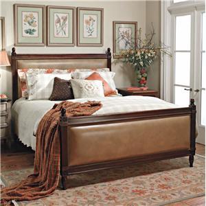 Muriel Wood Bed