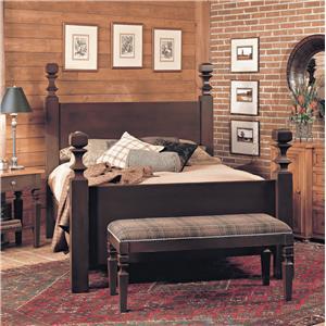 Olga Wood Bed