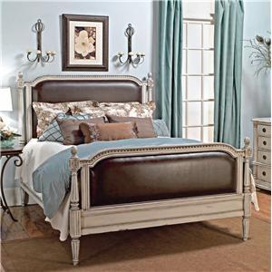 Paris Wood Bed