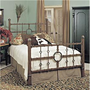 Old Biscayne Designs Custom Design Iron and Metal Beds Polo Metal Bed