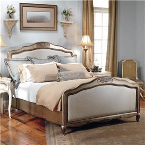 Yvette Wood Bed