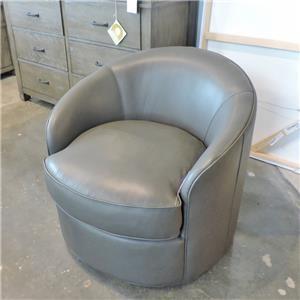 Swivel Chair Obsidian