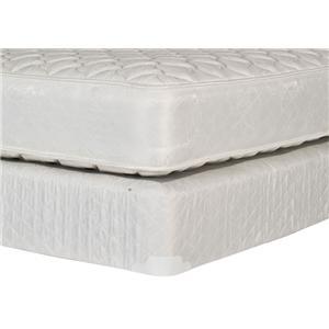 Omaha Bedding Omaha Bedding King Essence Firm Mattress and Box Spring