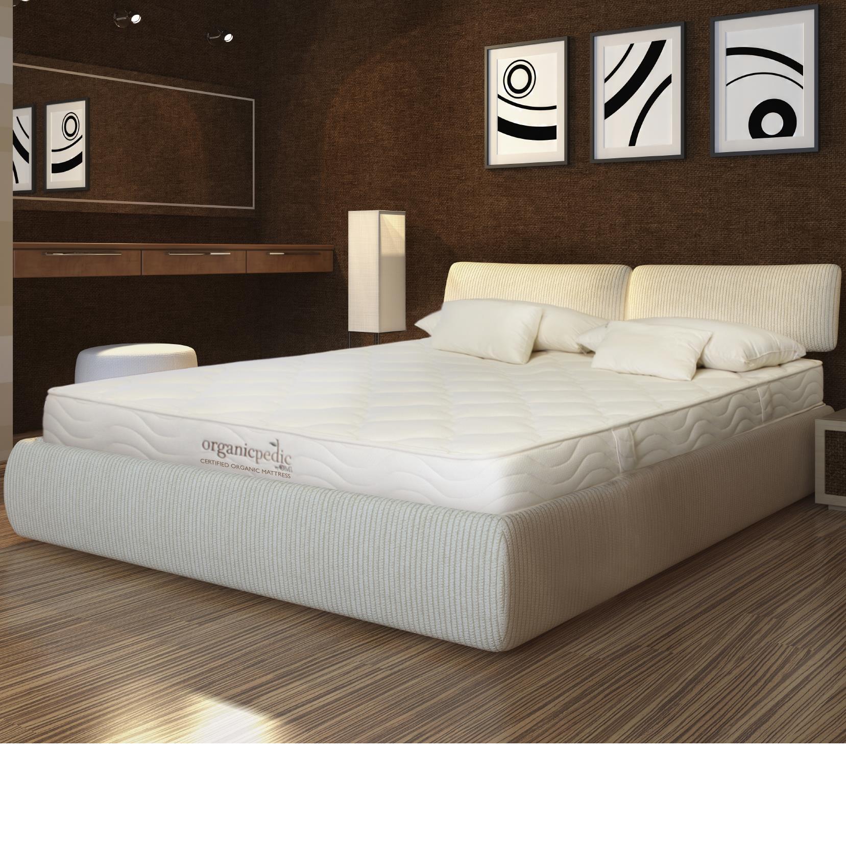 Organic Mattresses, Inc. (OMI) Midori Twin XL Firm Set - Item Number: 38MSO-2N