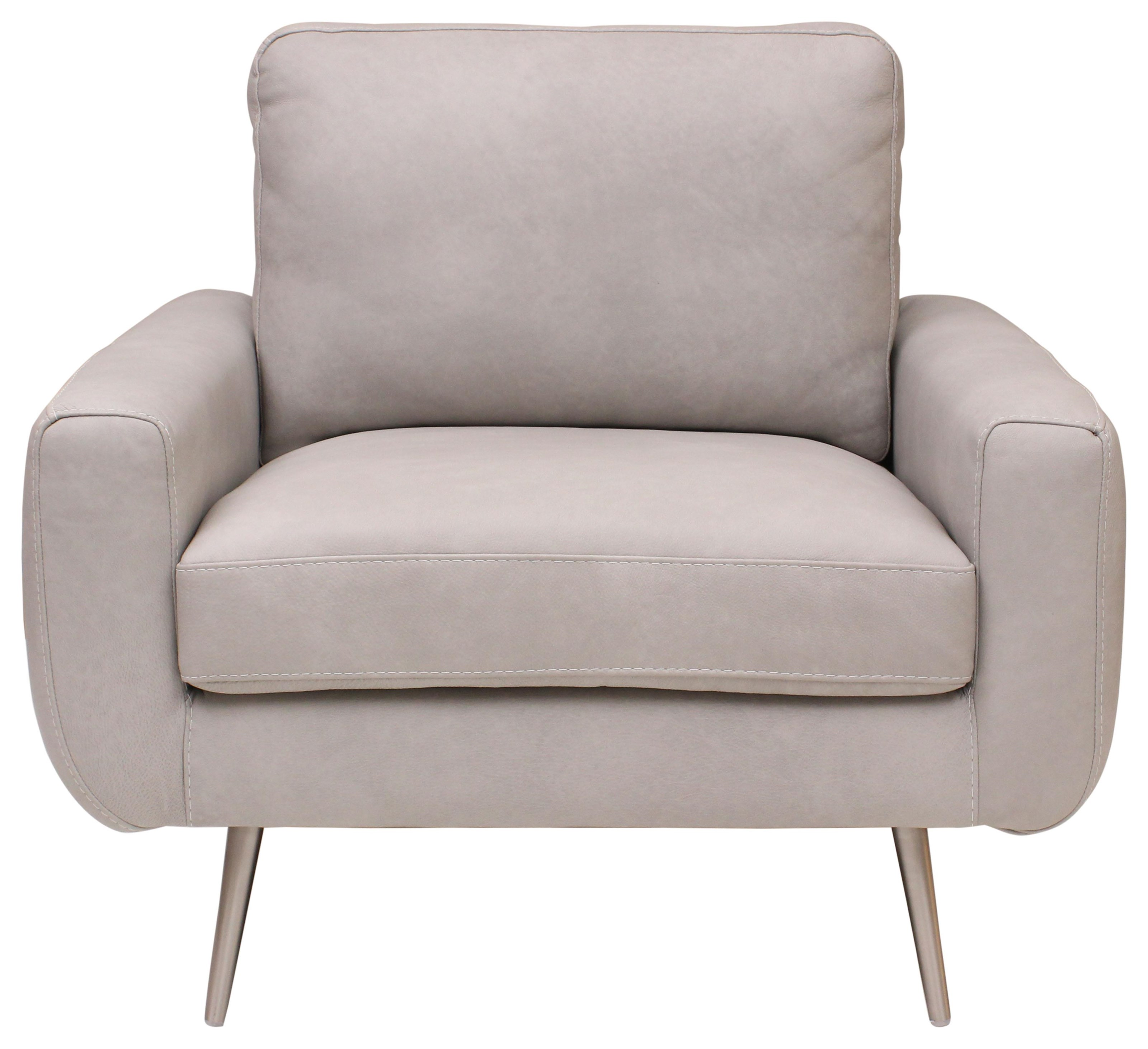 Harvey Chair by Omnia Leather at Red Knot