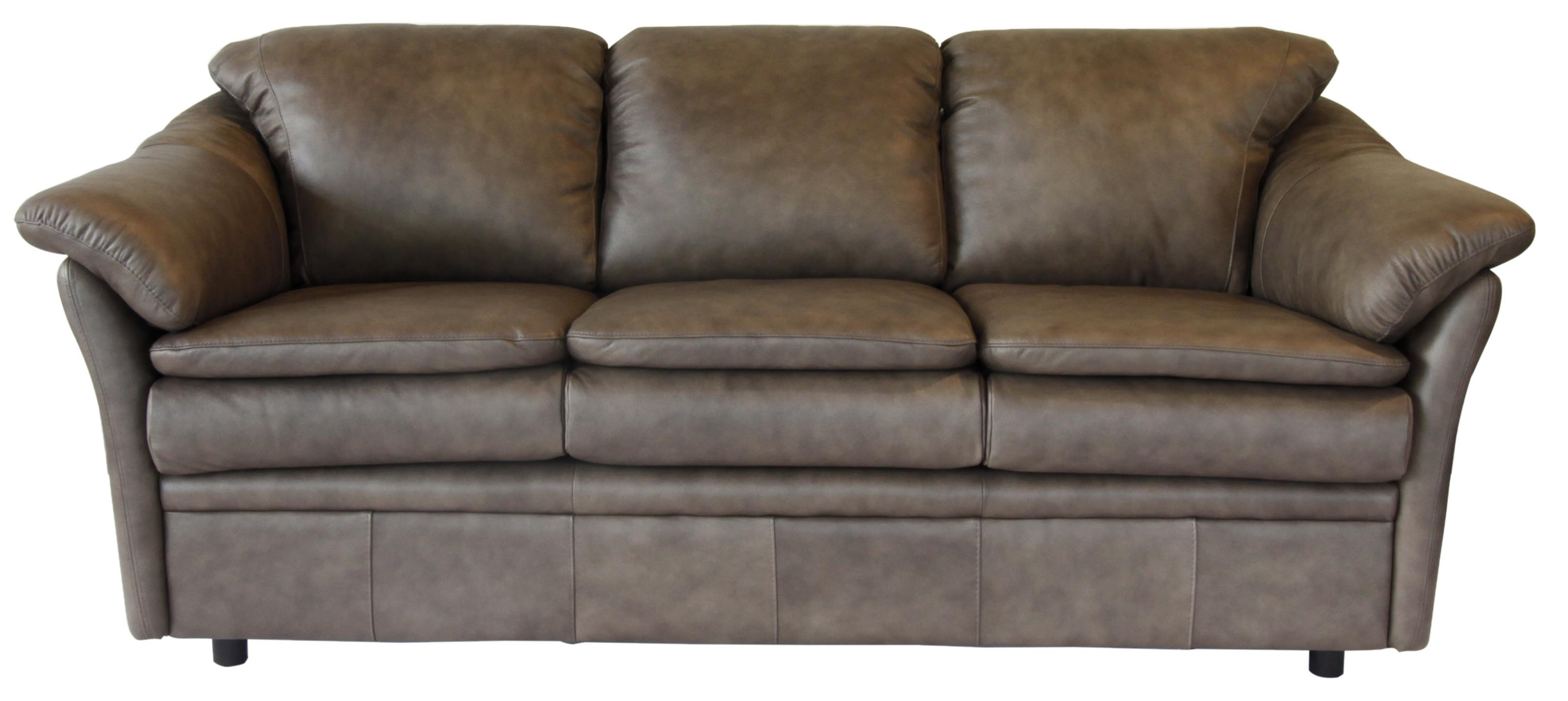 Uptown Sofa by Omnia Leather at HomeWorld Furniture