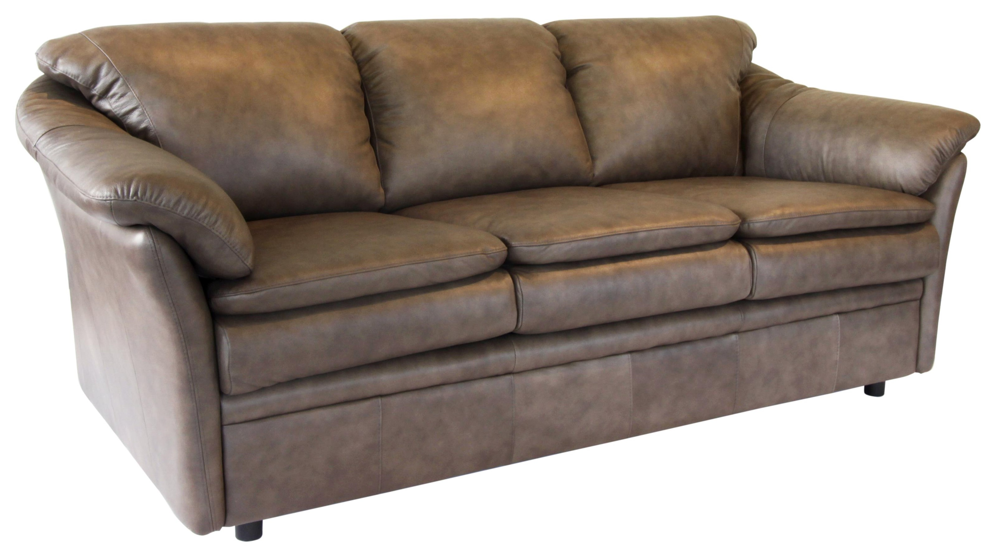 Omnia Leather Uptown Sofa   Item Number: 13001
