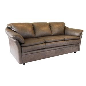 Omnia Leather Uptown Sofa