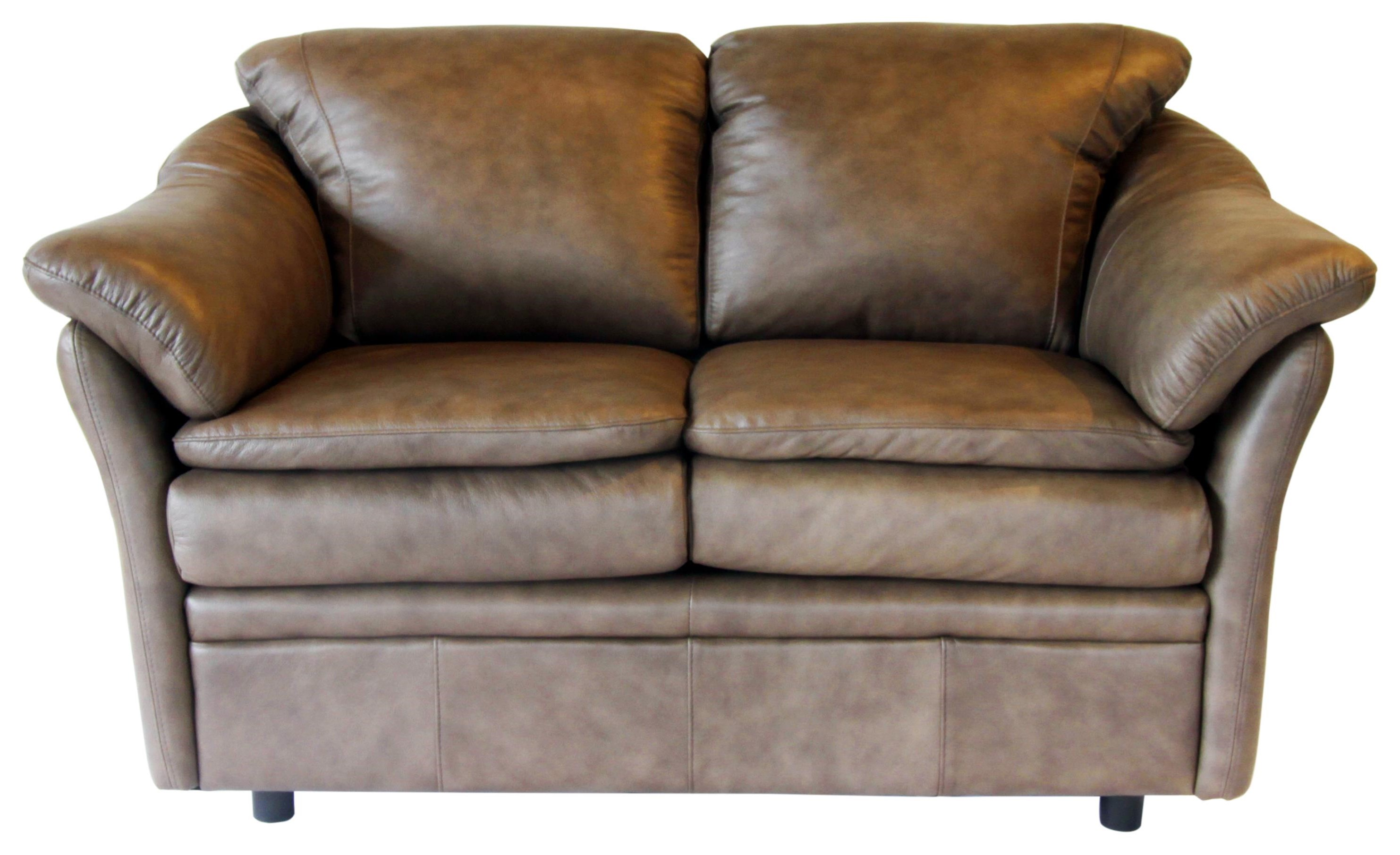 Omnia Leather Uptown Loveseat - Item Number: 13004