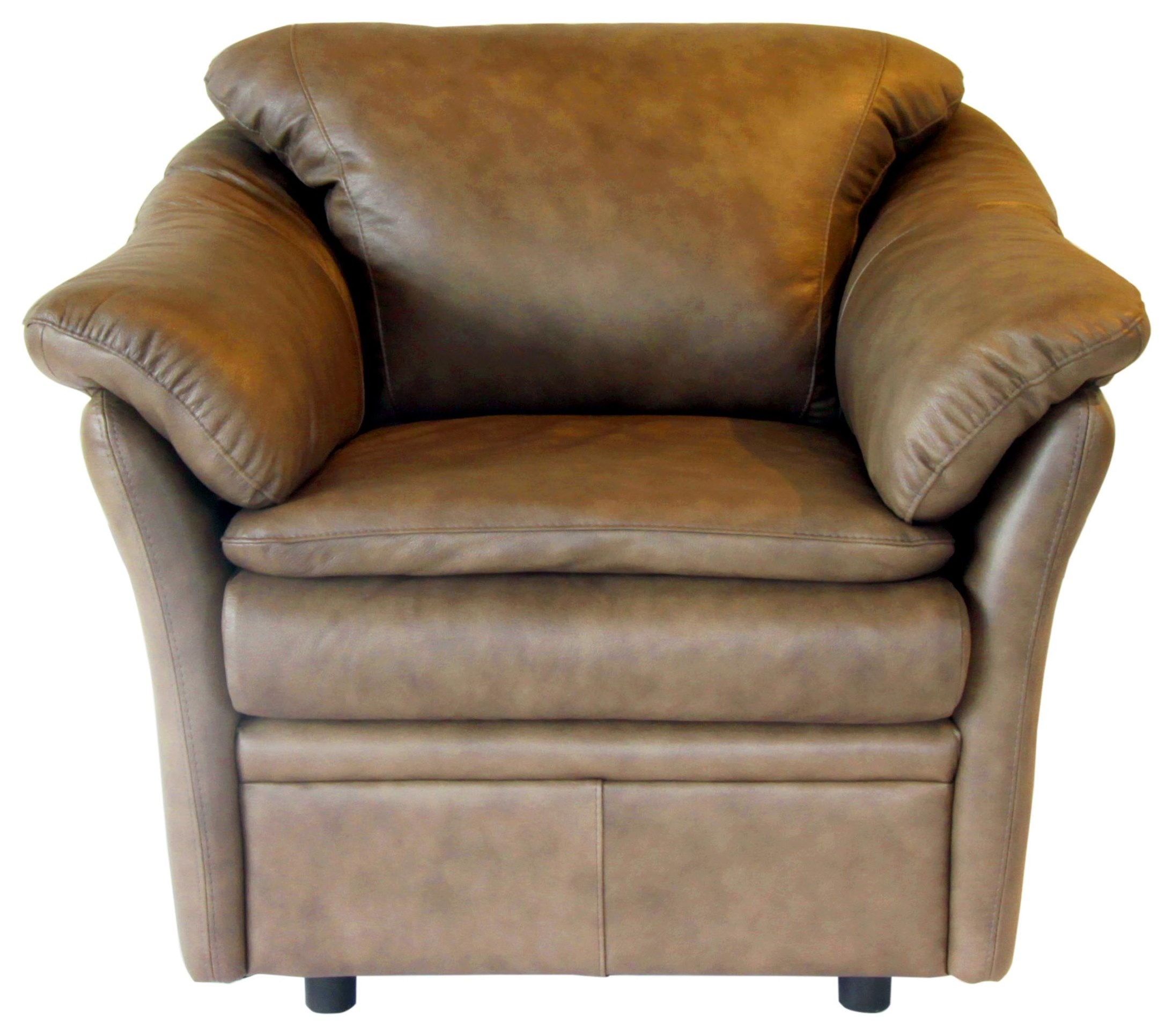 Omnia Leather Uptown Chair - Item Number: 13005