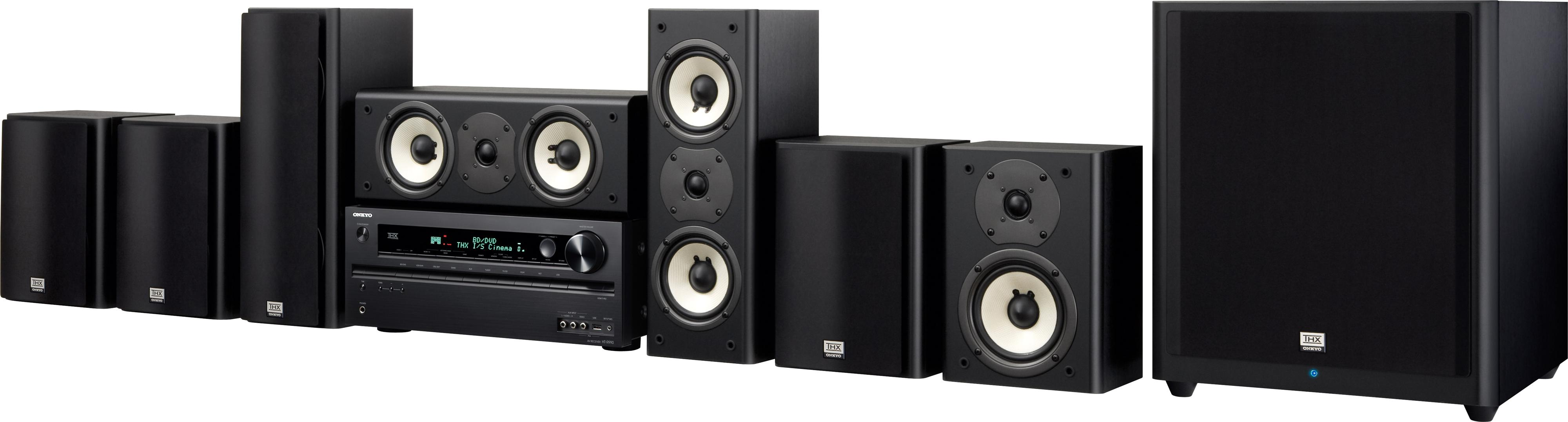 Onkyo Home Theater Systems 7.1 Channel Home Theater System - Item Number: HT-S9400THX