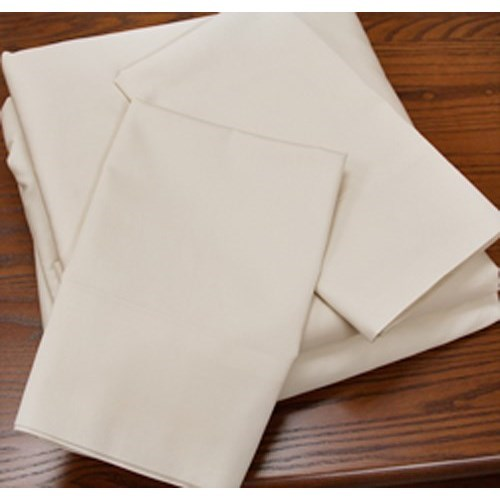 Organic Mattresses, Inc. (OMI) Pearl Organic Full Sheet Set - Item Number: 46SHEETS-PRL