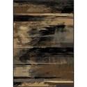 "Orian Rugs American Heirloom North Hampton Black 5'3"" x 7'6"" Rug - Item Number: 3304 5x8"