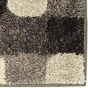 Orian Rugs American Heritage Halo Blocks Gray 5'3