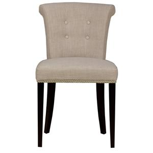 Orient Express Furniture Regency Luxe Dining Chair Set