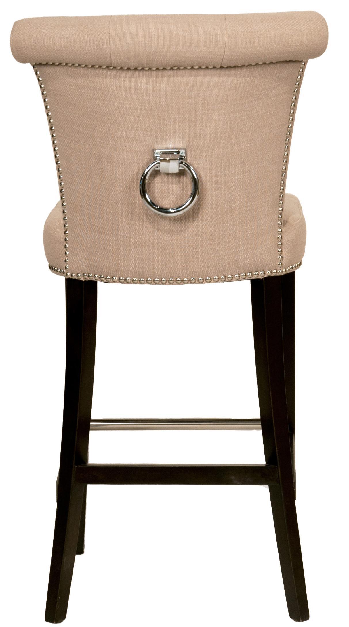 Orient Express Furniture Regency 7117bs Alm Luxe Bar Stool