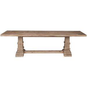 Orient Express Furniture Traditions Hudson Large Dining Bench