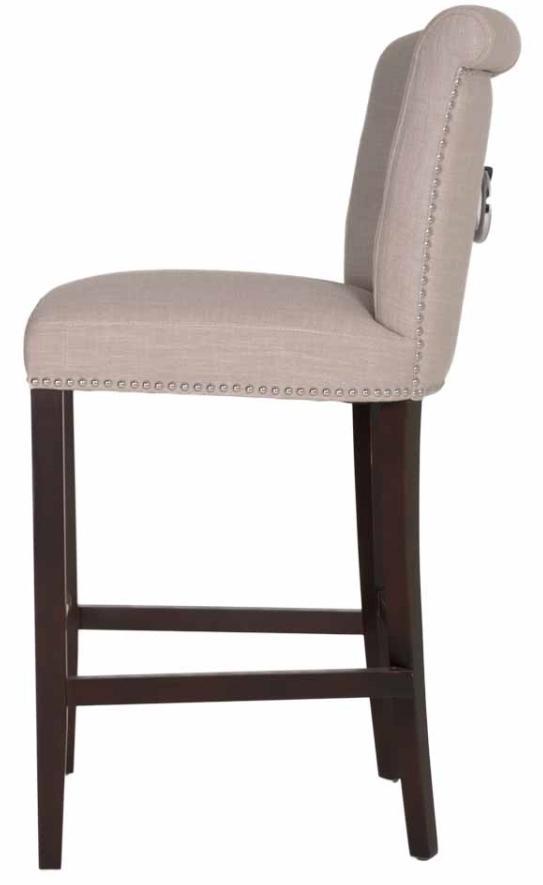 Orient Express Furniture Villa 7117bs Sep Luxe Bar Stool
