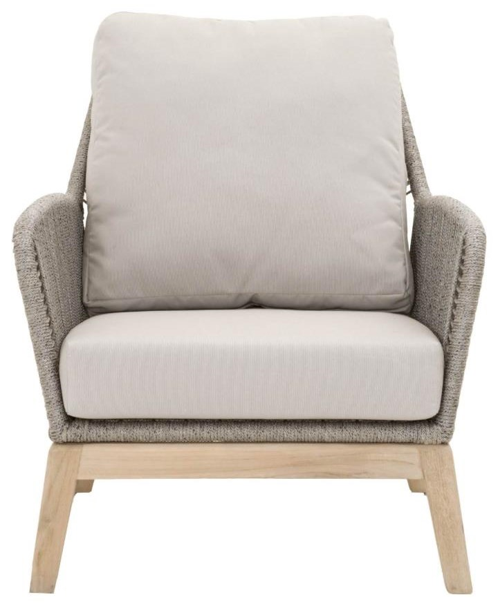 Wicker Loom Club Chair by Essentials for Living at C. S. Wo & Sons Hawaii