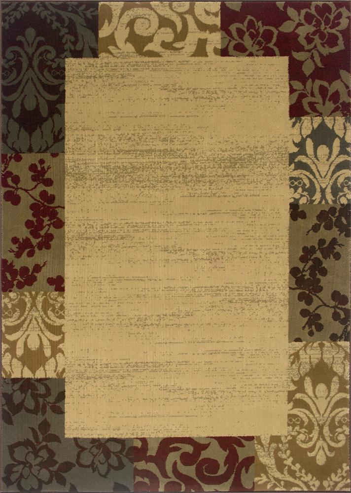 Oriental Weavers Amy  5 x 7.6 Area Rug : Multi - Item Number: 969498332